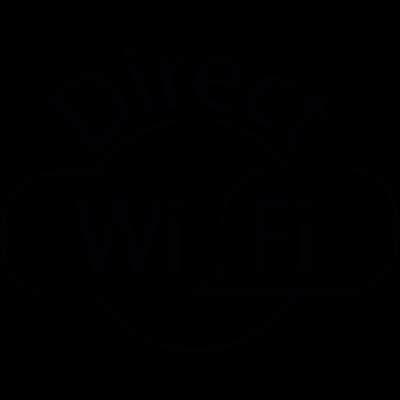 Wifi direct, IOS 7 interface symbol vector logo