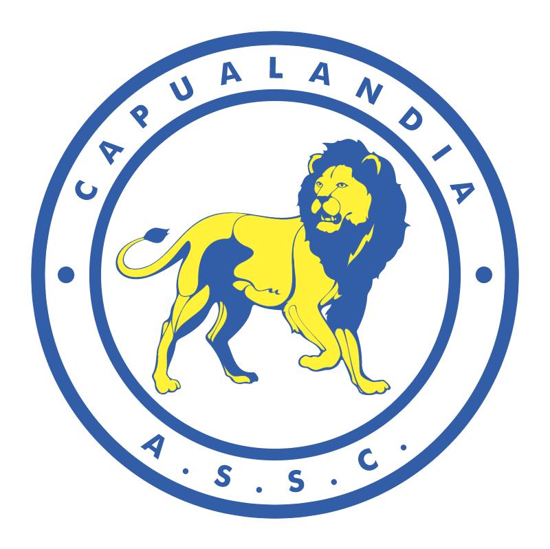 A S S C Capualandia vector logo