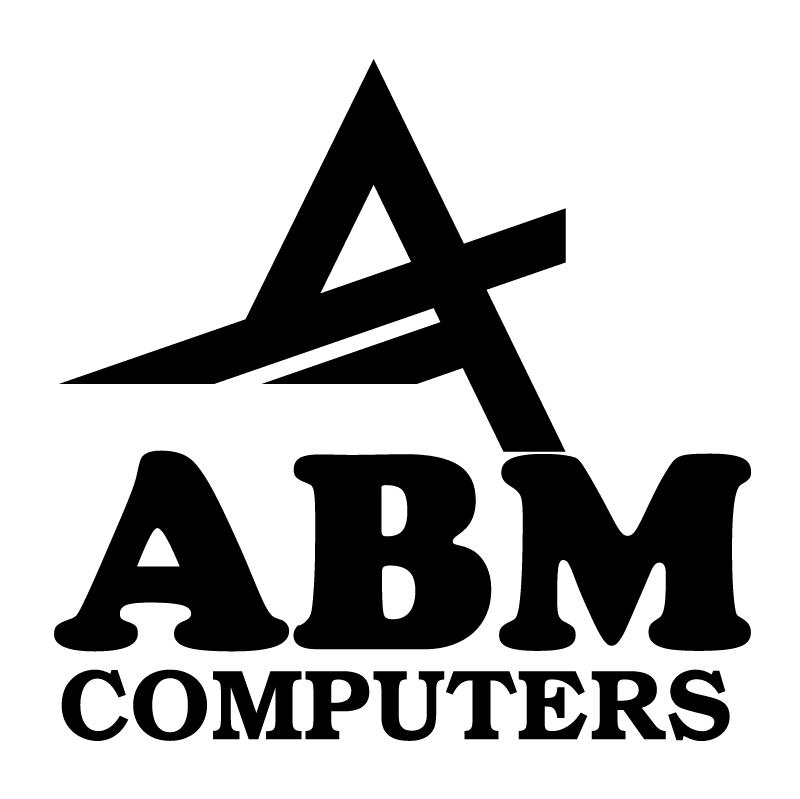 ABM Computers vector