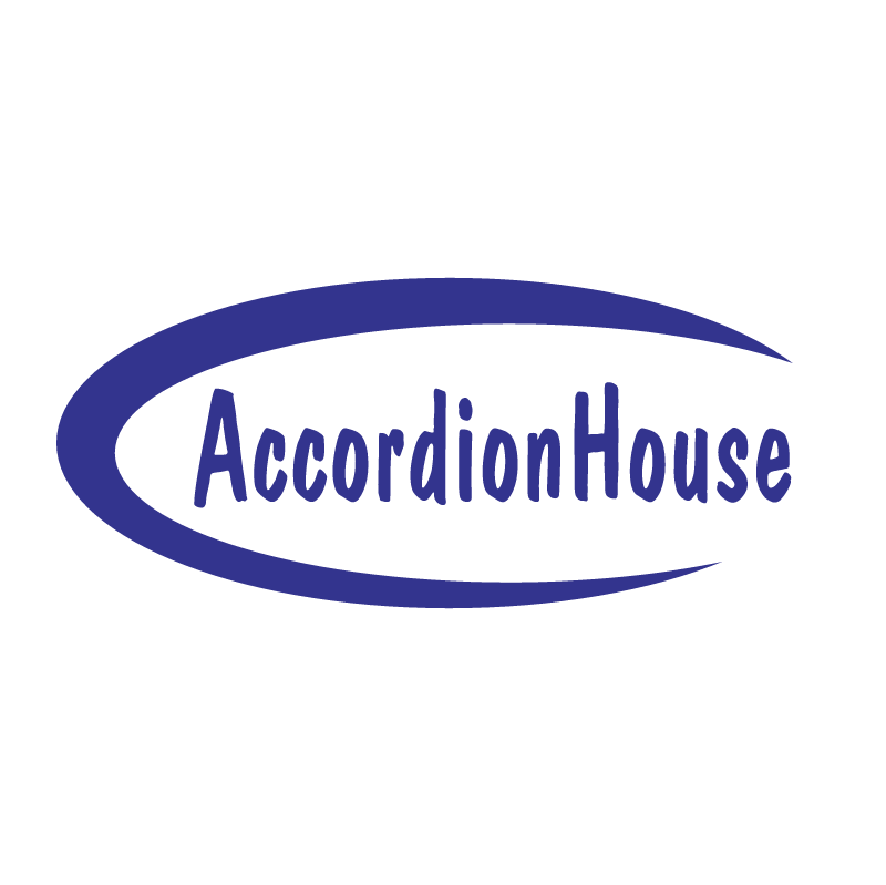 Accordion House vector