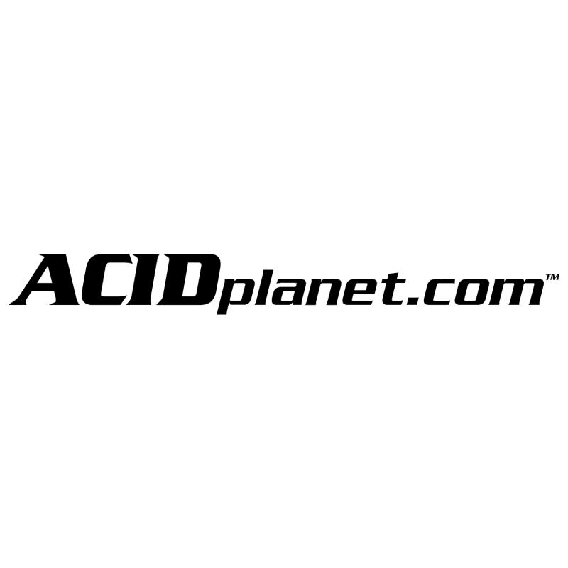 AcidPlanet com vector