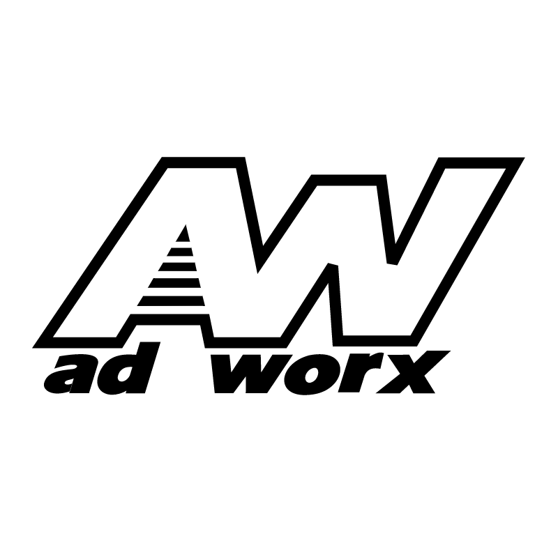 Ad Worx vector logo