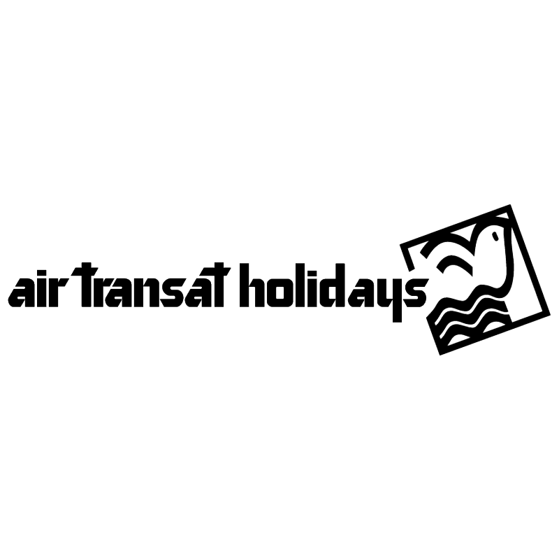 Air Transat Holidays vector