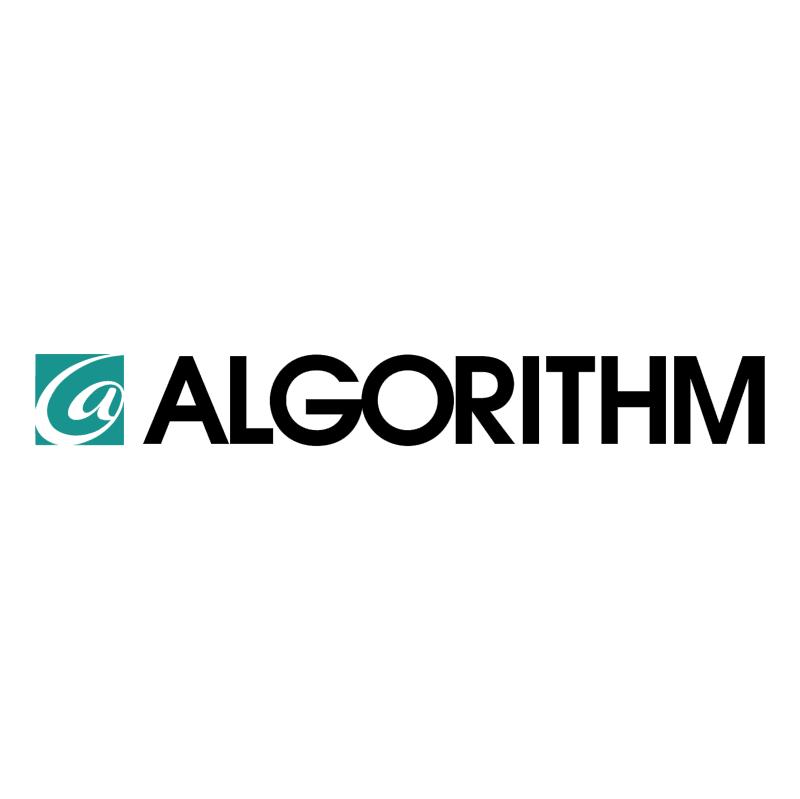 Algorithm Group vector