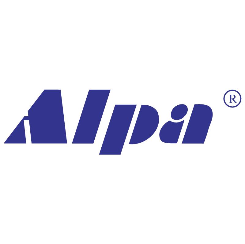 Alpa 14940 vector