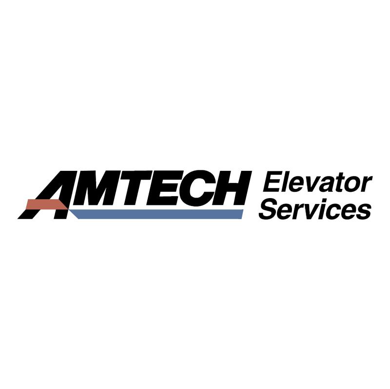 Amtech Elevator Services vector logo