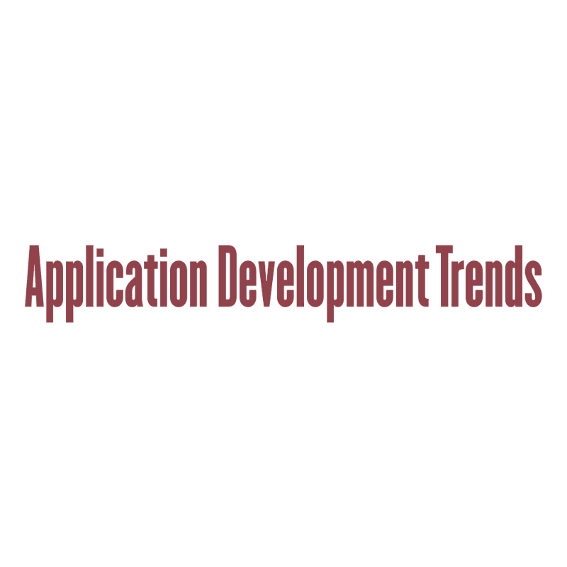 Application Development Trends 62652 vector logo