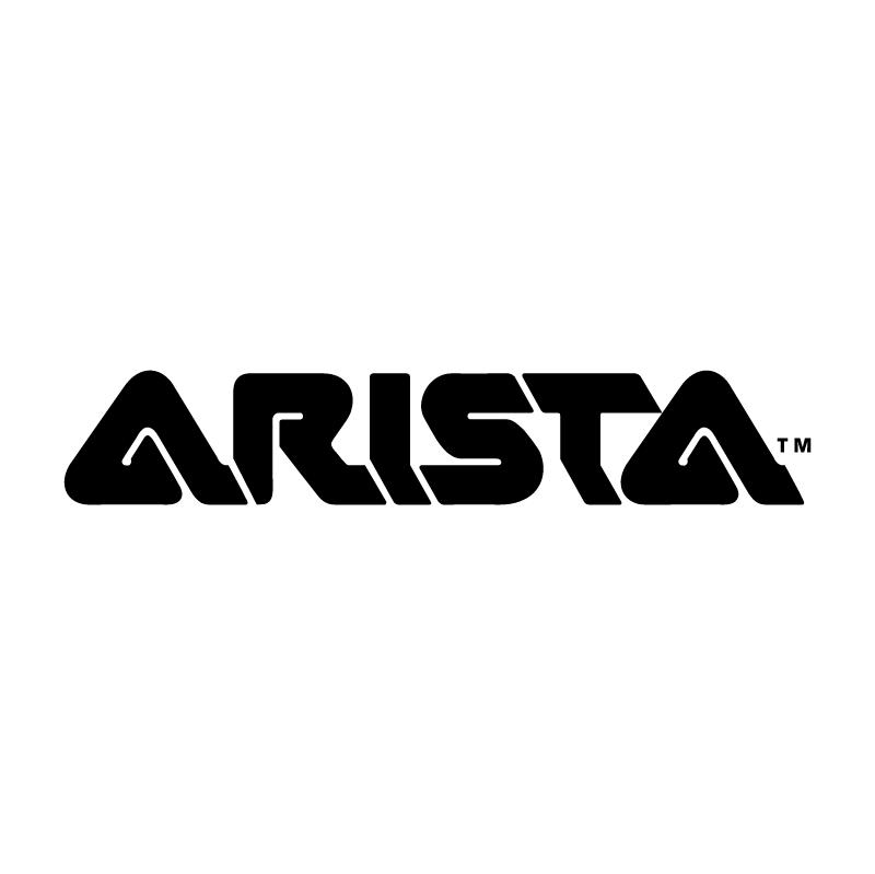 Arista Records 53821 vector