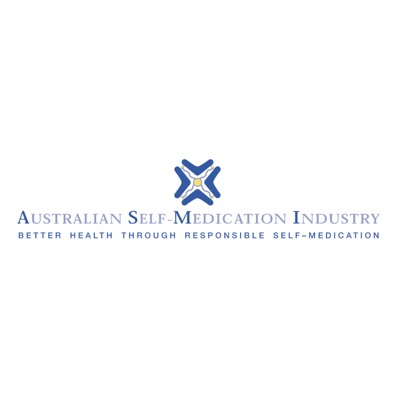 Australian Self Medication Industry vector