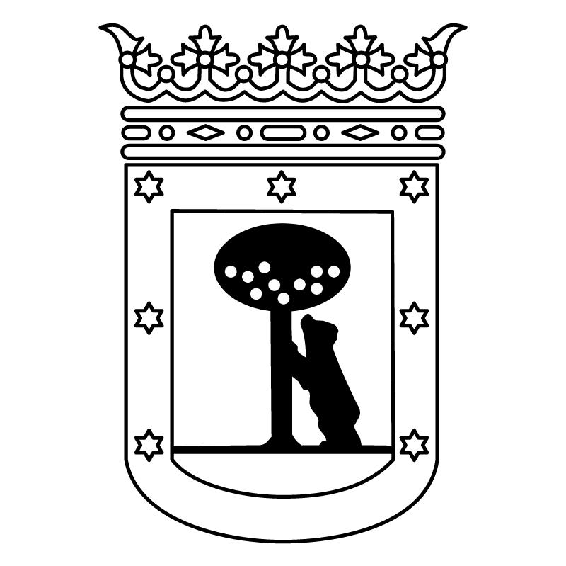 Ayuntamiento de Madrid vector