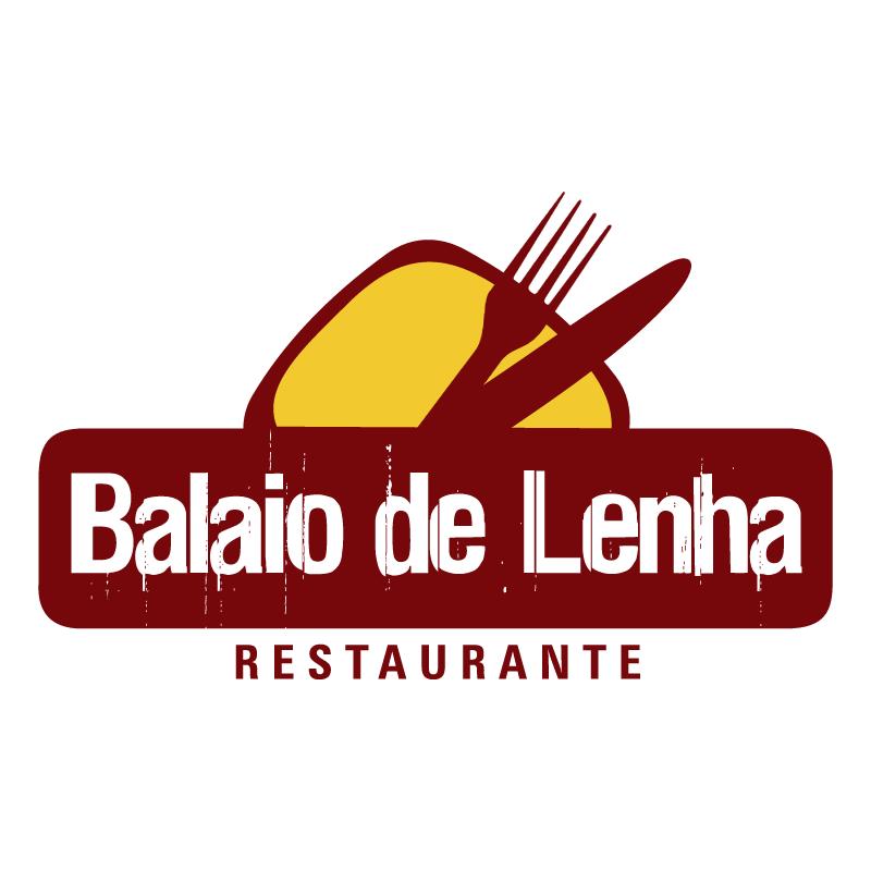 Balaio de Lenha vector logo