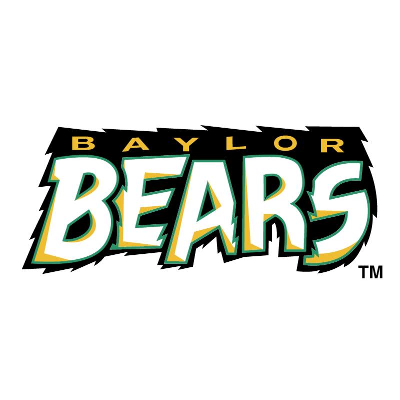 Baylor Bears 75994 vector