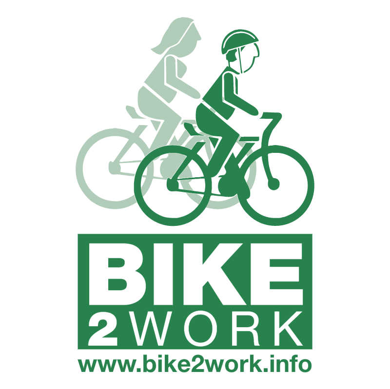 Bike 2 Work 64855 vector