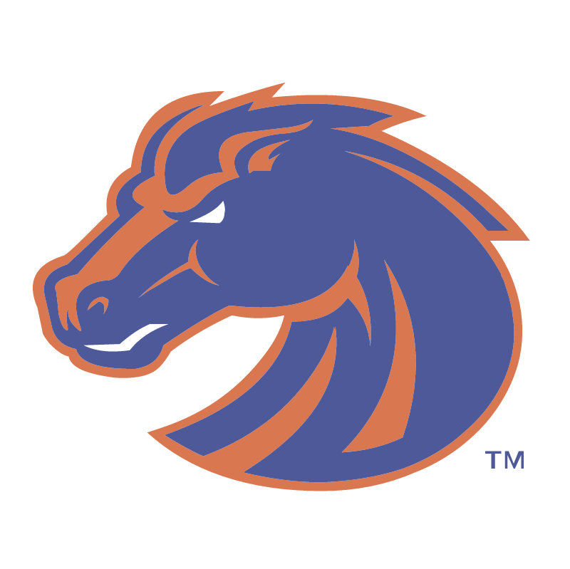 Boise State Broncos 76002 vector