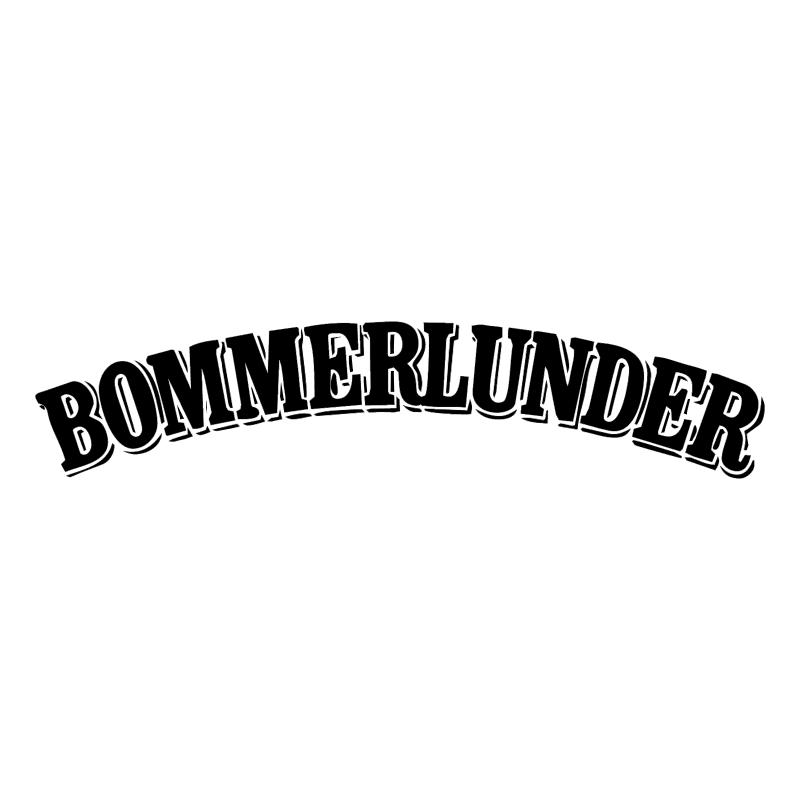 Bommerlunder 63452 vector