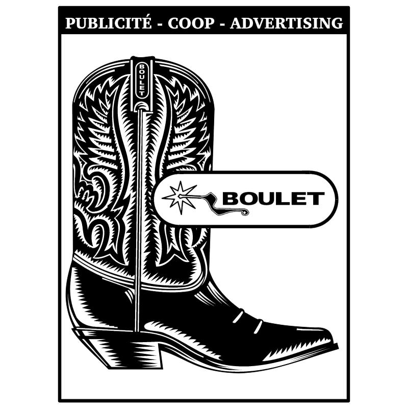 Boulet vector