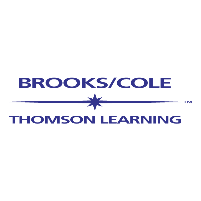Brooks Cole vector