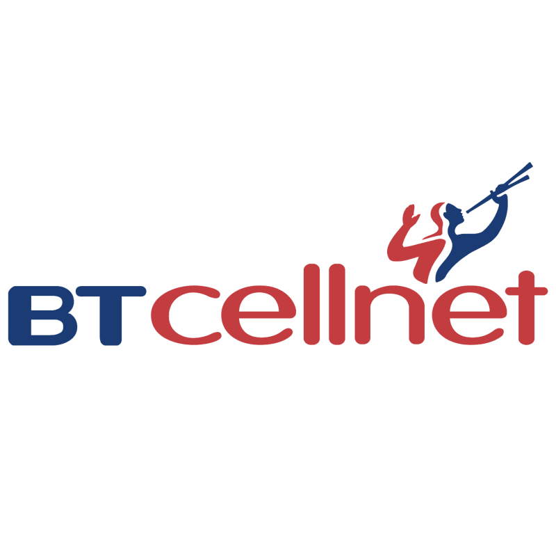 BT Cellnet vector