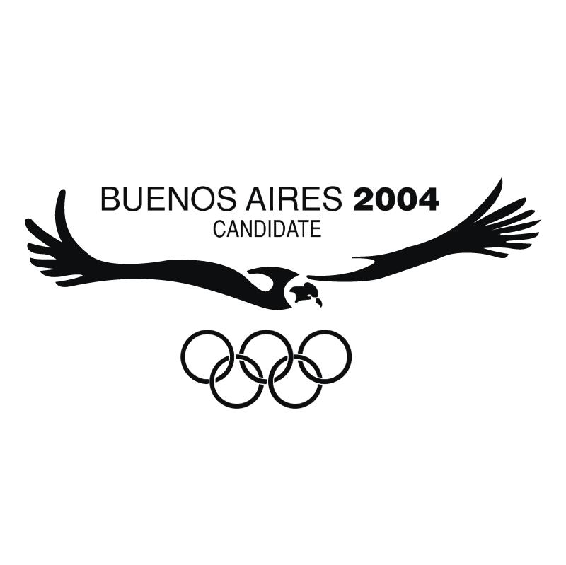 Buenos Aires 2004 39805 vector logo