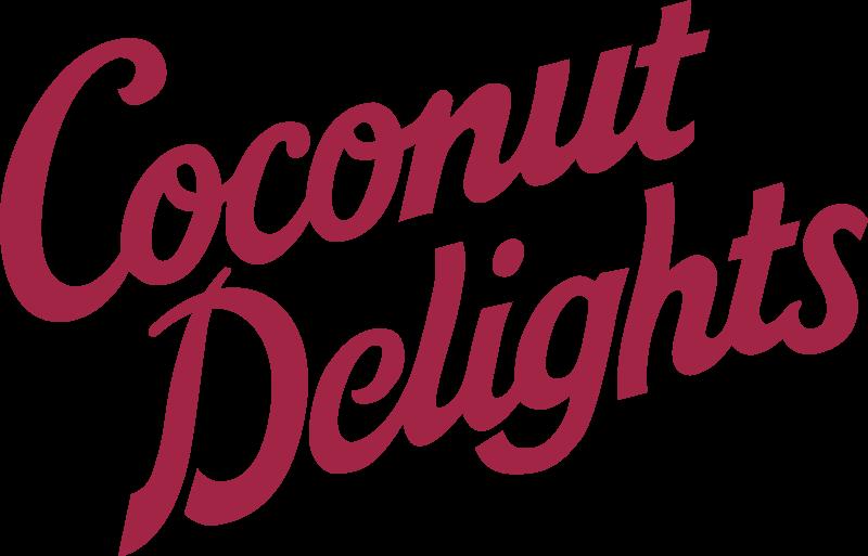 Burto Coconut Delights vector logo