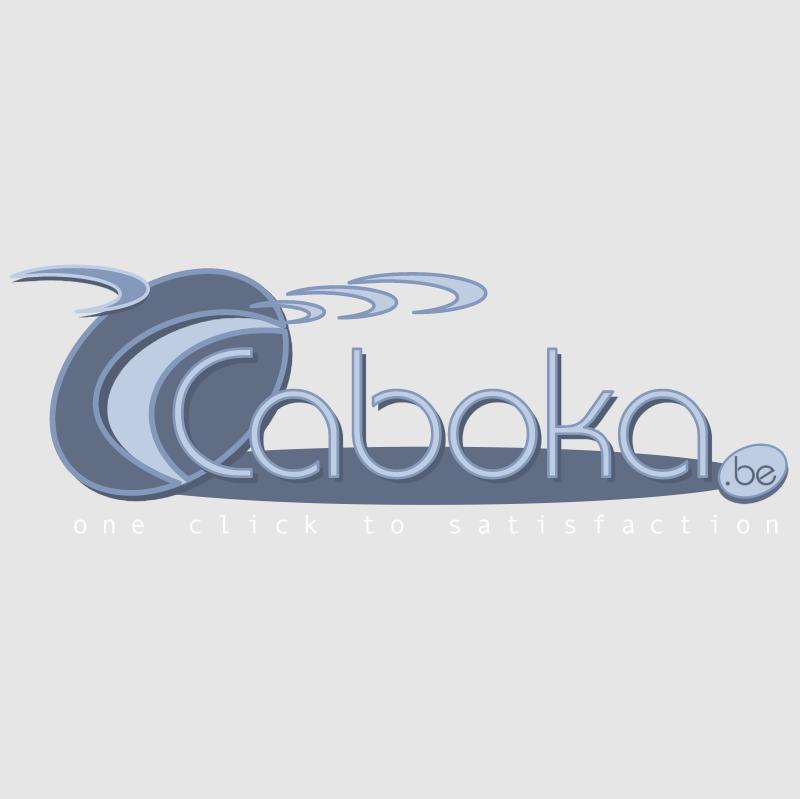 Caboka be vector logo