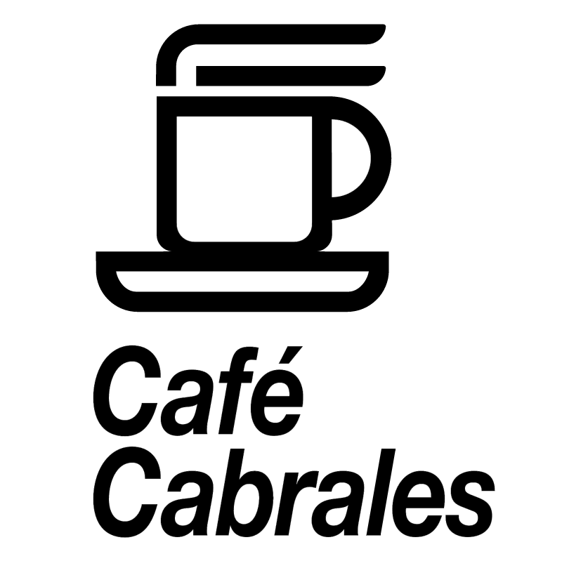 Cafe Cabrales vector