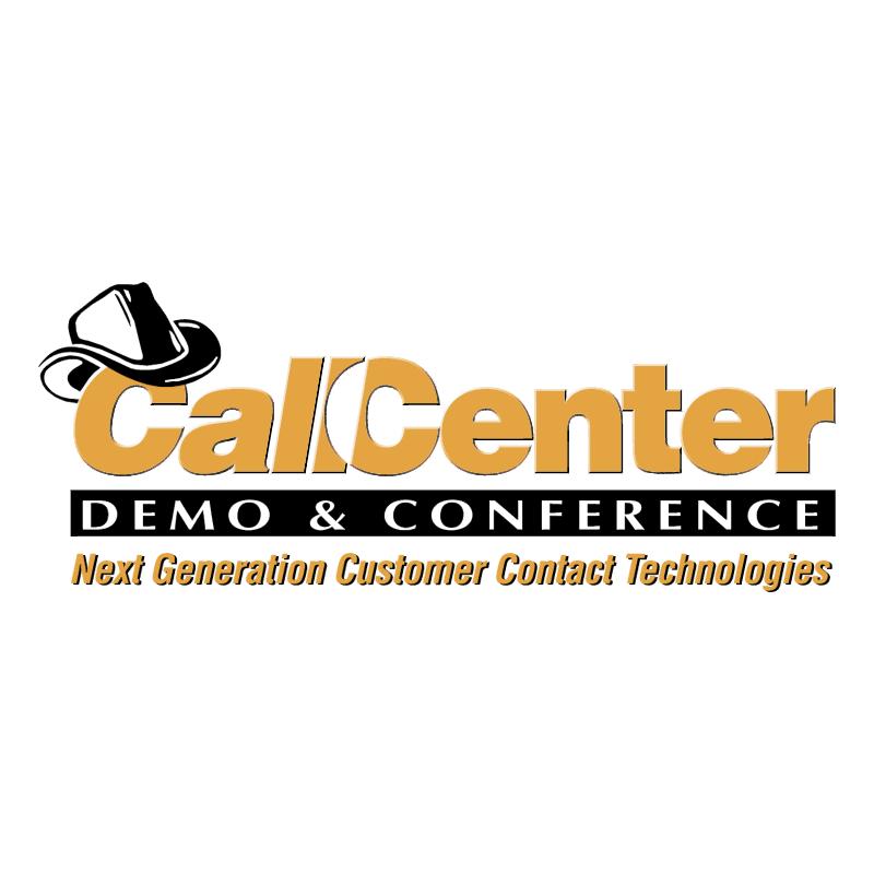 CallCenter vector logo