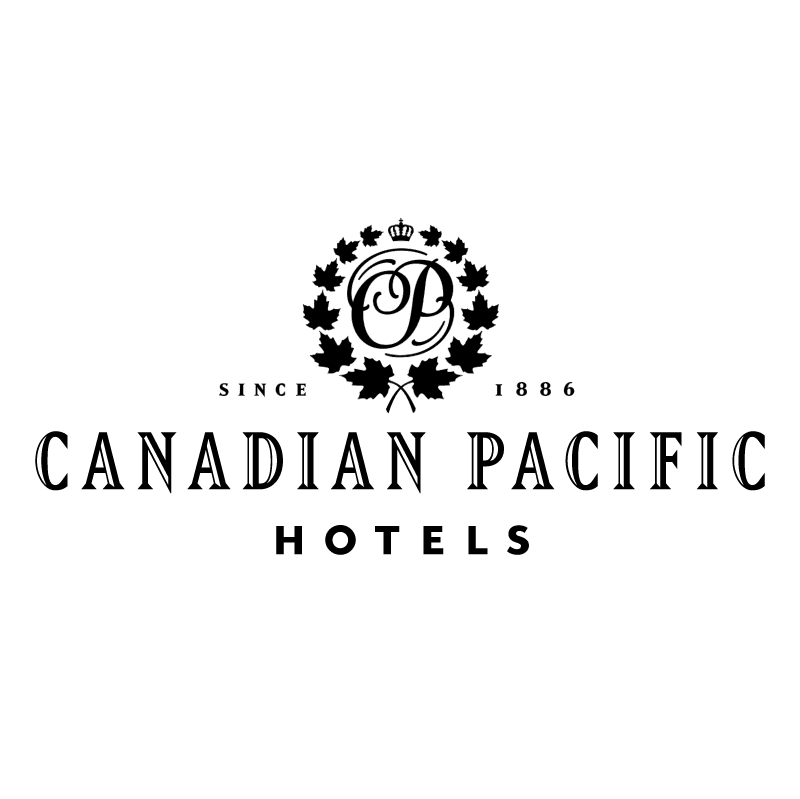 Canadian Pacific Hotels vector logo