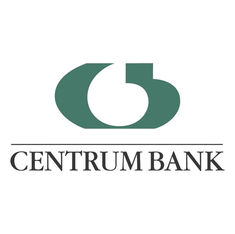 Centrum Bank vector