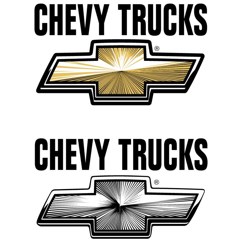 Chevy Trucks 8941 vector logo