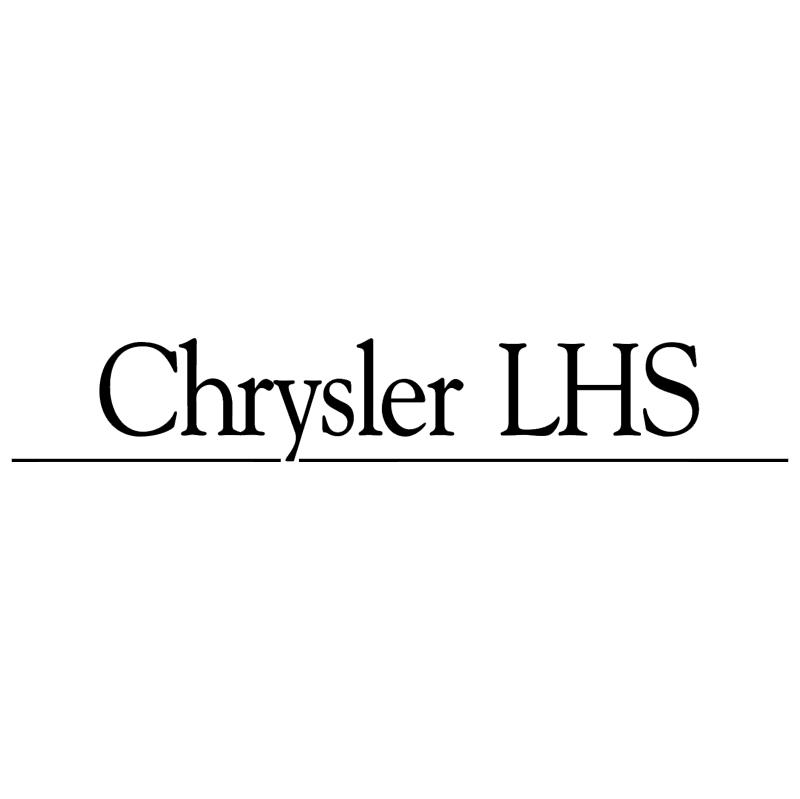 Chrysler LHS vector