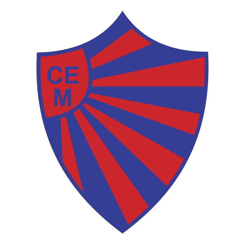 Clube Esportivo Montanhes de Pedralva MG vector