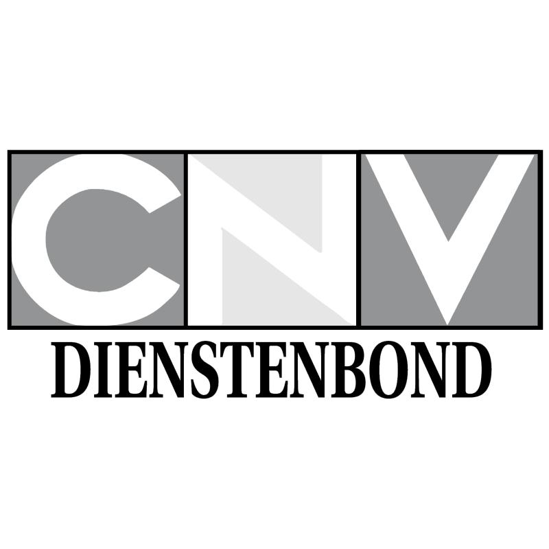 CNV Dienstenbond vector