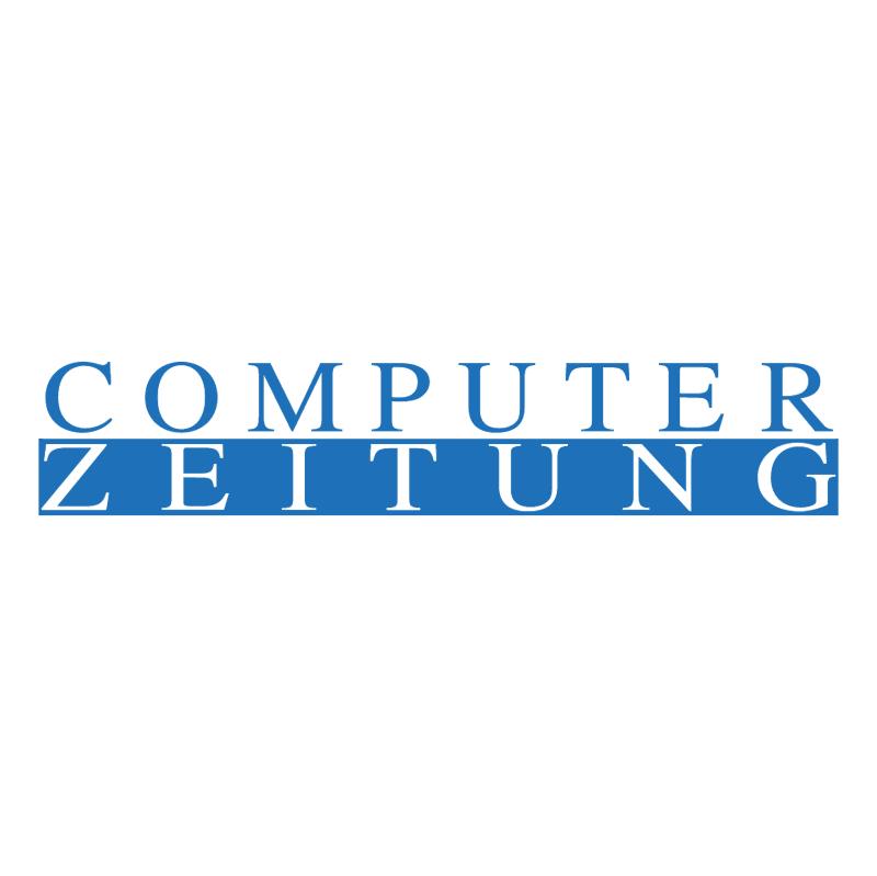 Computer Zeitung vector