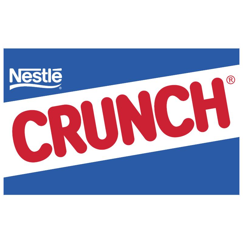 Crunch vector logo