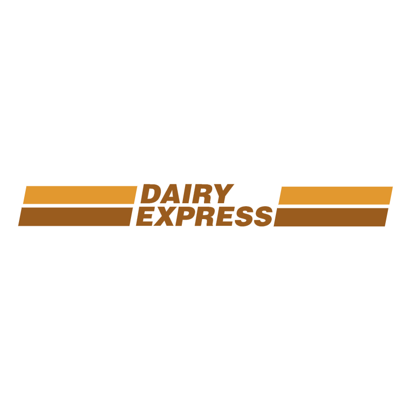 Dairy Express vector