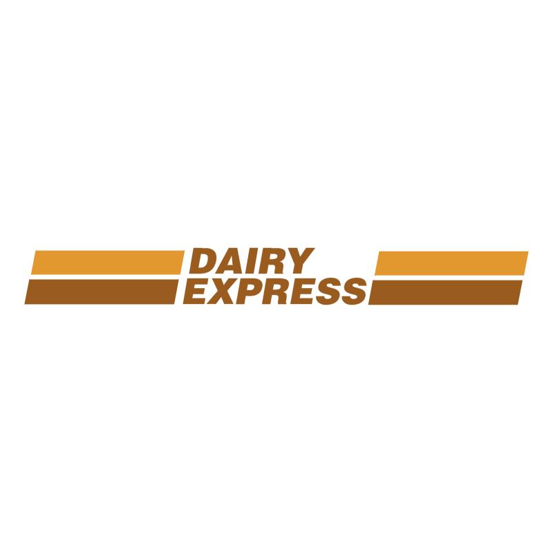 Dairy Express vector