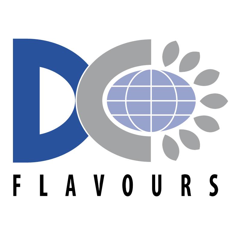 DC Flavours vector