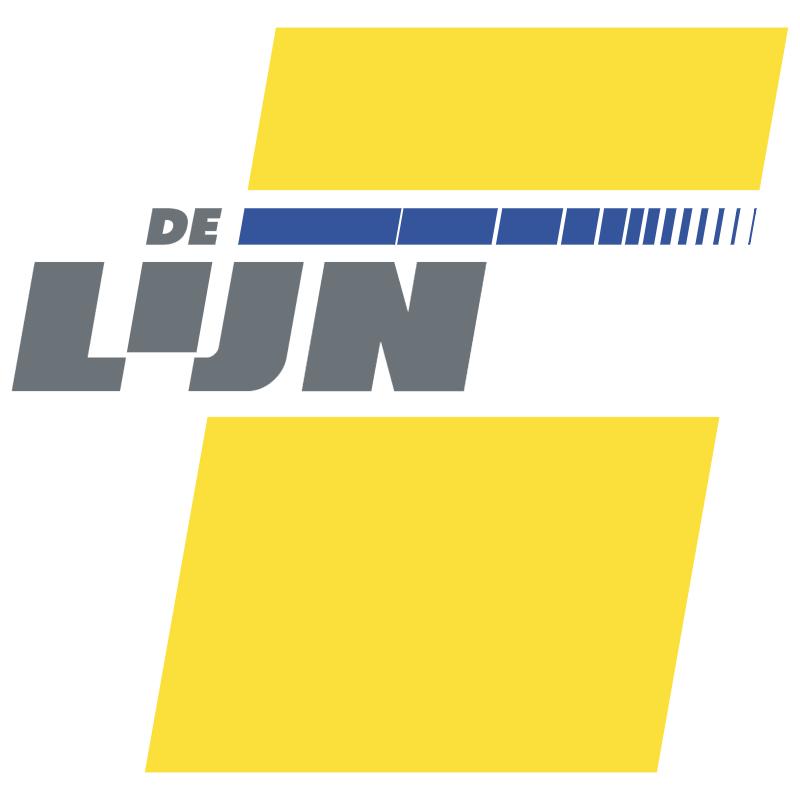 De Lijn vector logo