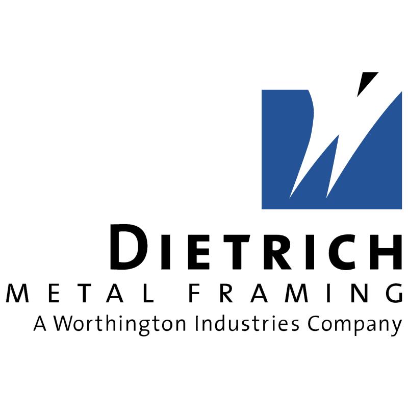 Dietrich Metal Framing vector
