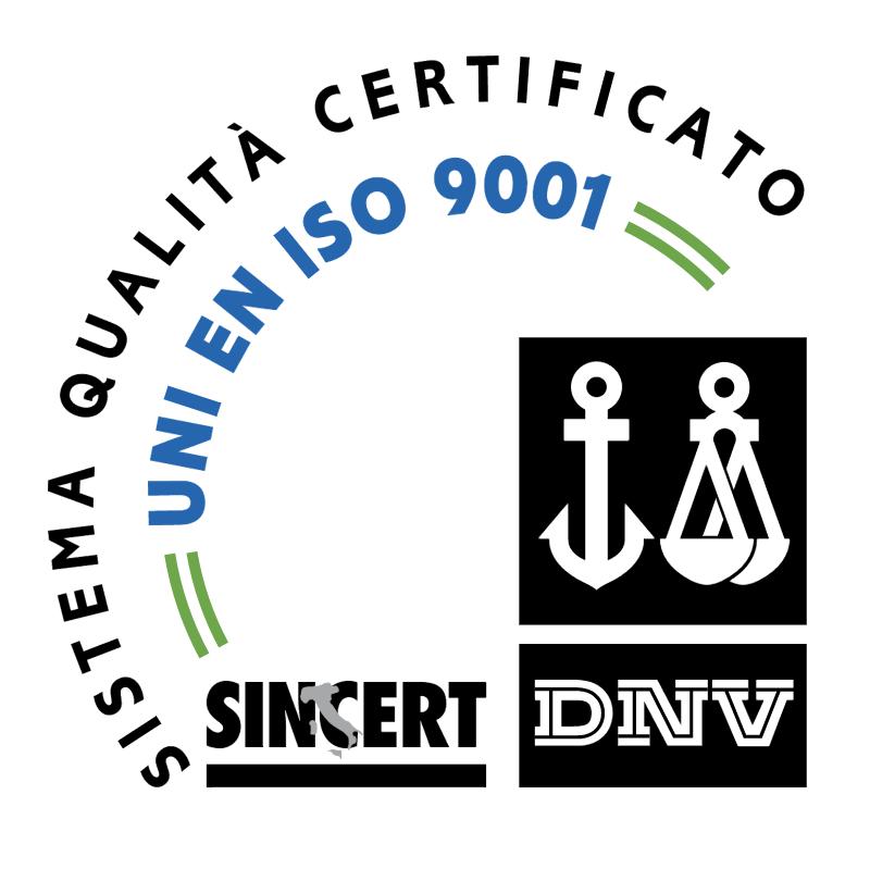 DNV Sincert vector