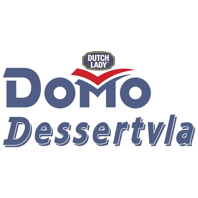 Domo Dessertvla vector