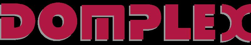 DOMPLEX vector logo
