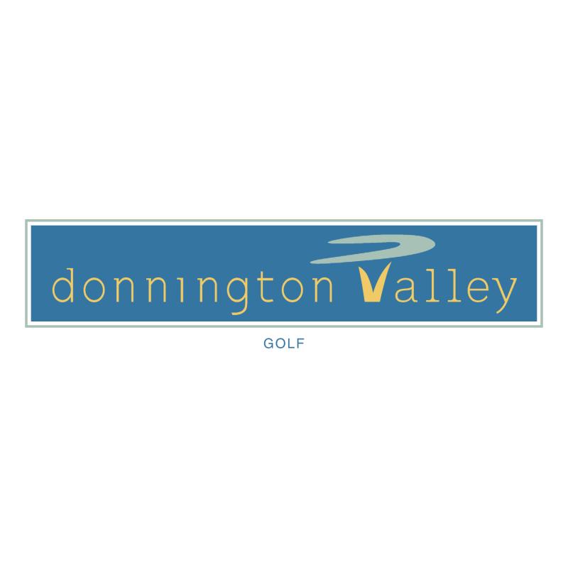 Donnington Valley vector