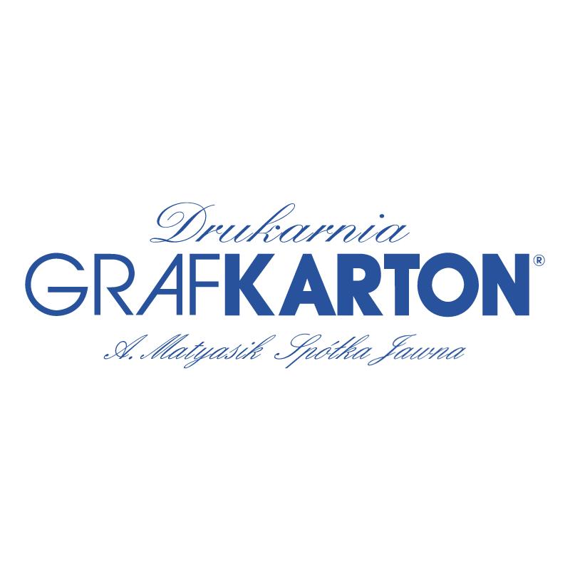Drukarnia Grafkarton vector