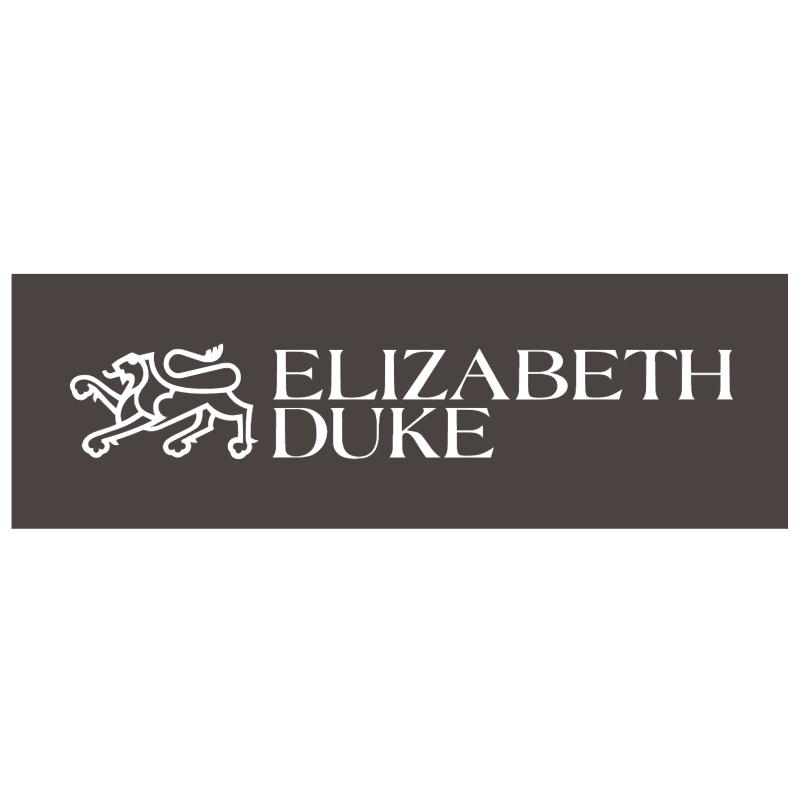 Elizabeth Duke vector