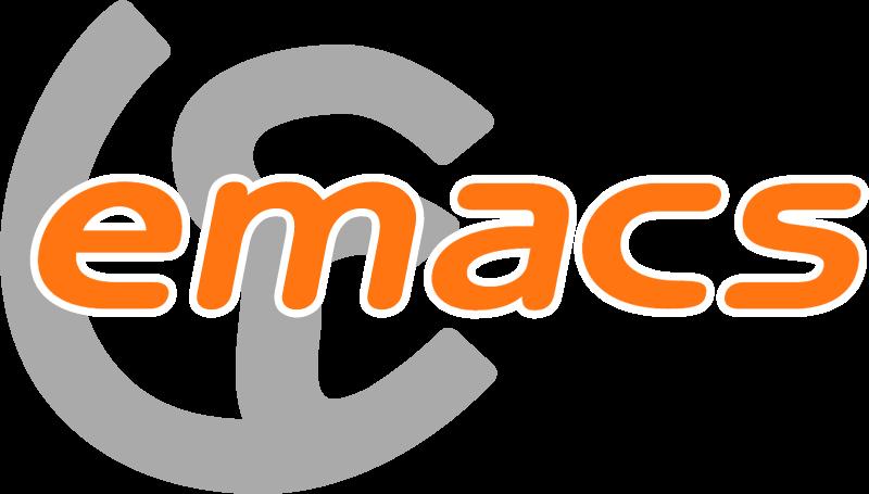 emacs vector logo