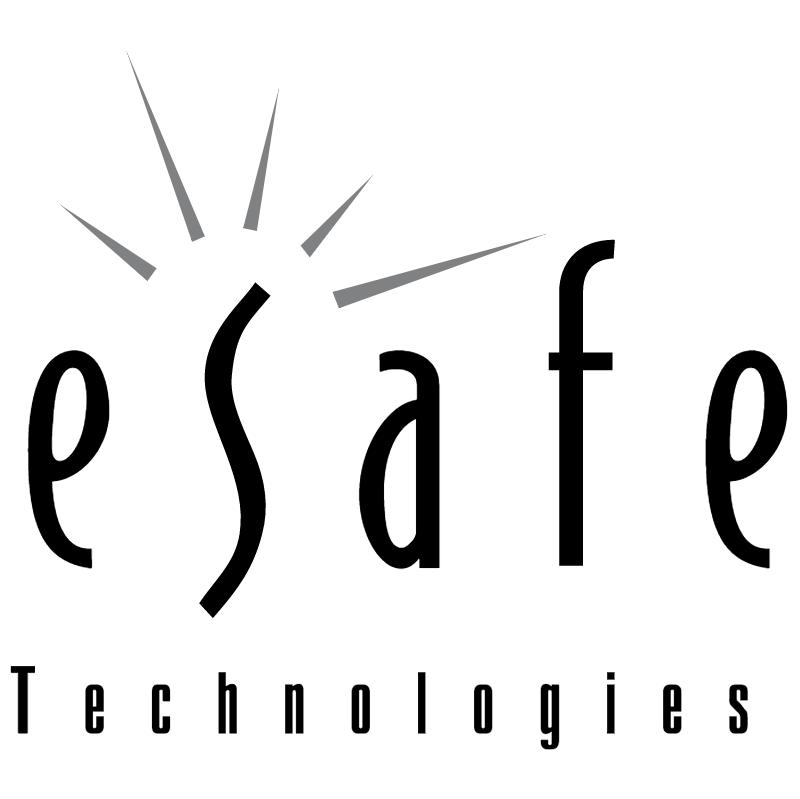 Esafe Technologies vector logo