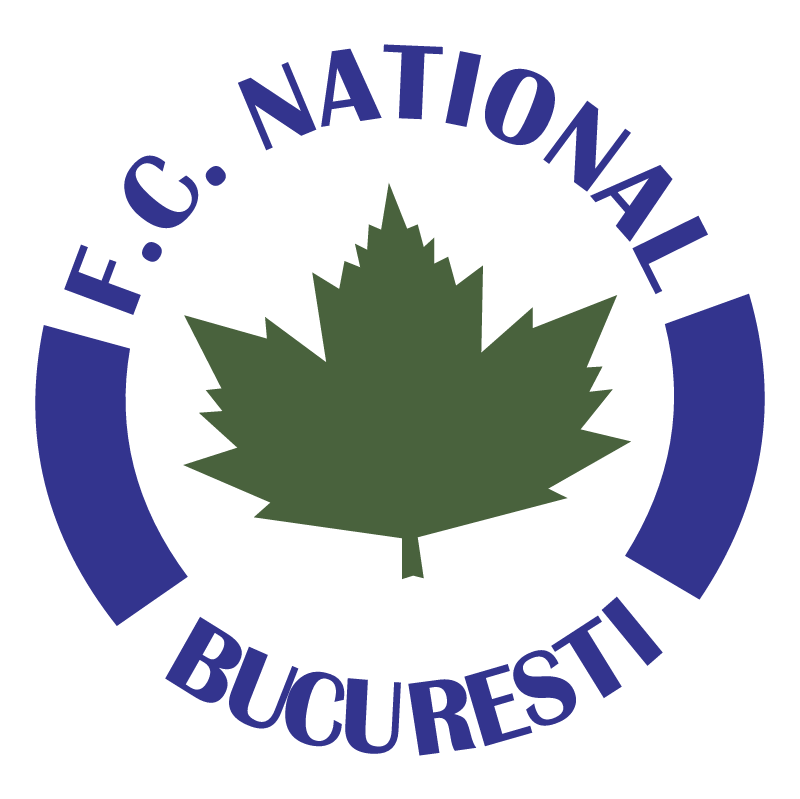 FC National Bucuresti vector