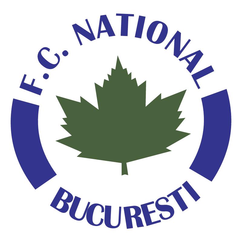 FC National Bucuresti vector